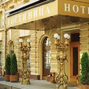 Гостиницы Серебряных Прудов
