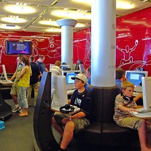 Интернет-кафе Серебряных Прудов