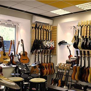 Музыкальные магазины Серебряных Прудов
