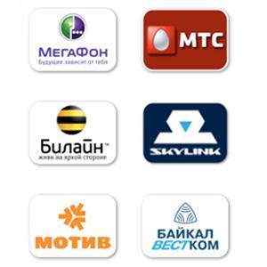 Операторы сотовой связи Серебряных Прудов