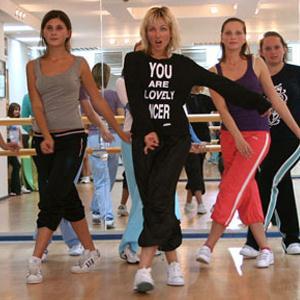 Школы танцев Серебряных Прудов