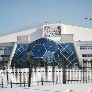 Спортивные комплексы Серебряных Прудов