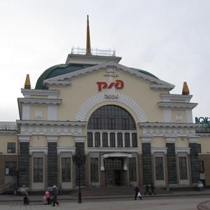 Железнодорожные вокзалы Серебряных Прудов
